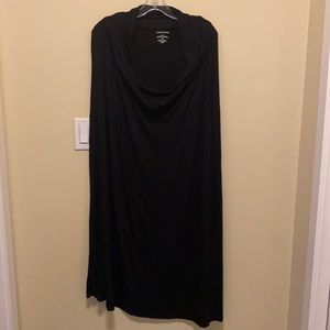 Lord and Taylor Black maxi skirt